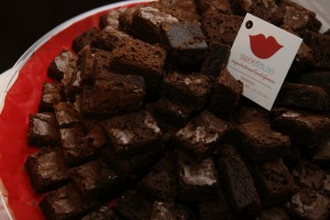 Sweet Muse Fudge Brownies