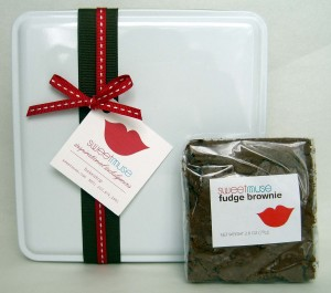 Brownie Gift Tin